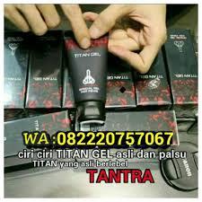 jual titan gel l ori di lapak online express69 express11