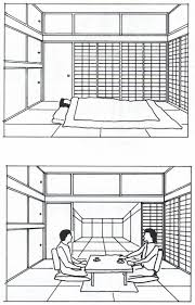 traditional japanese house floor plan google search floorplans