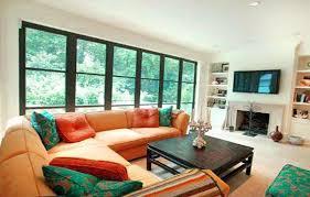 Living Room Furniture Arrangement With Fireplace Winsome Design Living Room Arrangements With Tv Stunning