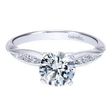 gabriel and co wedding bands gabriel co engagement rings 10ctw diamonds setting