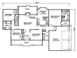 Country House Plans With Wrap Around Porches 1800 Sq Ft House Plan With Detail Dimensions Architecture Kerala