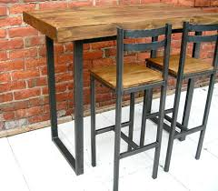 kitchen island bar table oak stools for breakfast bar beautiful handmade breakfast bar