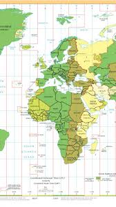 Us Time Zones Maps by World Maps Time Zones 9scj