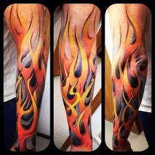 the 25 best flame tattoos ideas on pinterest taurus bull