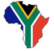 African Flag Country Clipart South Africa Pencil And In Color Country Clipart
