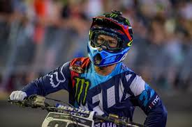 yamaha motocross gear chad reed and yamaha factory supercross team are looking to dunk