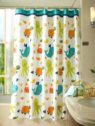 Pottery Barn Kids Shower Curtains T4curtain Page 13 Purple And Blue Shower Curtain Ocean Life