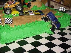 the next monster truck cake ideas are decorating as the real show