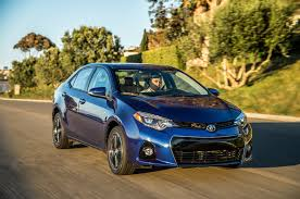 new toyotas for sale 2014 toyota corolla s first test motor trend