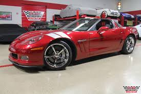 2010 grand sport corvette 2010 chevrolet corvette grand sport coupe stock m6201 for sale