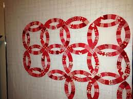 wedding ring quilt for sale 7 best wedding ring quilts for sale images on