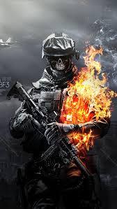 iphone 5 hd wallpaper battlefield 3 skulls fire iphone 5 wallpaper hd free download