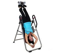 Teeter Hang Ups Ep 950 Inversion Table by Teeter Hang Ups Fitspine System Inversion Table W Adjustable