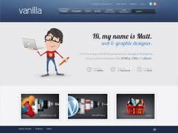 free download vanilla yootheme joomla template clone site free
