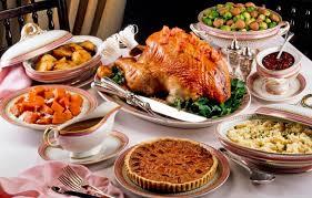 thanksgiving thanksgiving food list ideas canadian