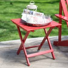 Outdoor Accent Table Coral Coast Patio Accent Tables On Hayneedle Shop Patio Accent