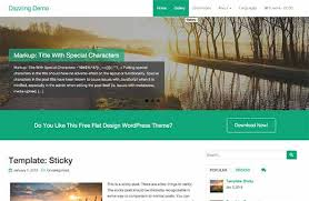 22 best free wordpress business themes