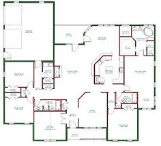1500 Sq Ft Ranch House Plans 1000 Sq Ft Single Floor House Plans In Kerala Single Floor House