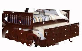 Captain Bed With Trundle Twin Captain Bed With Trundle Youtube