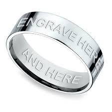 summer trends 2016 personalized wedding rings