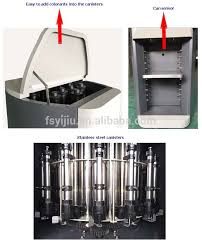 water base paint computerized color mixing machine for tinting