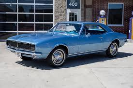 1967 camaro specs nantucket blue 1967 chevrolet camaro rs for sale mcg marketplace