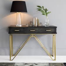 Interesting Tables Furniture Interesting Console Table For Placed Modern Middle Room