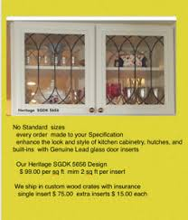 new glass kitchen cabinet doors details about heritage kitchen cabinet glass door inserts for existing or new cabinets