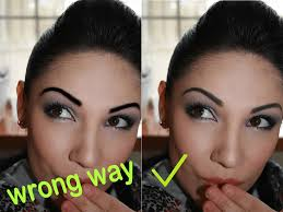 How To Pencil Eyebrows 10 Eyebrow Mistakes You Don U0027t Know You U0027re Making