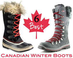 s kamik boots canada 6 best canadian winter boots to keep warm in the and cold
