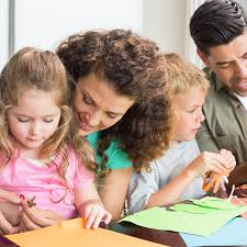 research shows parent child craft time has lifelong benefits