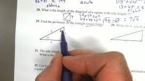 Glencoe Geometry Worksheets Geometry Semester 2 Review For Final Exam Youtube