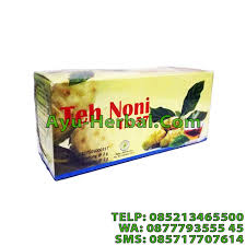 Teh Noni teh herbal noni mengkudu adalah teh alami yang terbuat dari herbal