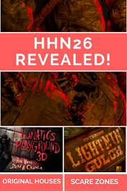 halloween horror nights 26 best 25 horror nights ideas on pinterest universal horror