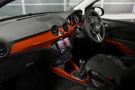 opel adam interior new vauxhall adam 1 4i slam 3dr petrol hatchback for sale