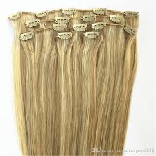 euronext hair extensions elibess hair unprocessed remy clip in highlight hair extensions