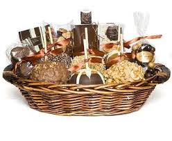 gourmet gift basket gourmet caramel apple ultimate gift basket
