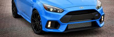 fastest model 2016 focus rs is ford s fastest accelerating rs model to date