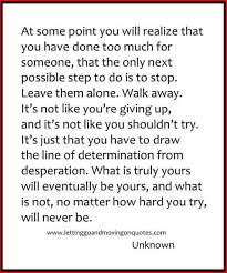 what is truly yours will eventually be yours and what is not no