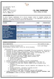 resume format for accountant documents beautiful resume format in word doc with excellent vacab 1