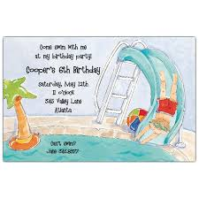 pool party invitations his pool party invitations paperstyle