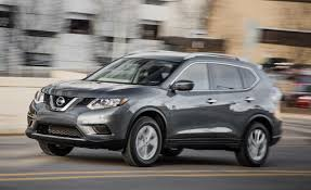 grey nissan maxima 2016 2016 nissan rogue sv awd u2013 review u2013 car and driver