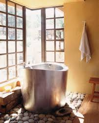 Bathroom Tub And Shower Designs by Japanese Soaking Tubs Japanese Baths Outdoor Soaking Tub