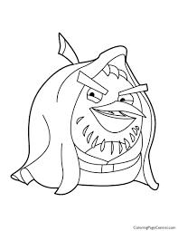 angry birds star wars u2013 obi wan kenobi 02 coloring page coloring