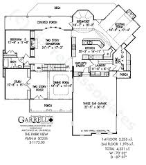 rear view house plans home plans for a view house plans with a view home plans with view
