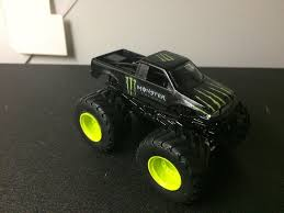2016 hotwheels monster jam u201cmonster energy drink u201d custom 1 64th