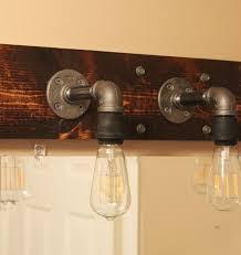 Bar Light Fixtures by Bathroom Stunning Industrial Style Bathroom Lighting Industrial