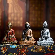 indian decoration for home aliexpress buy ceramics griotte figure of buddha