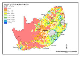 Pretoria South Africa Map dws groundwater groundwater strategy