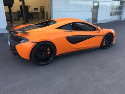 orange mclaren rear novitec group on twitter